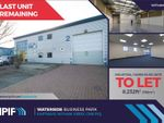 Thumbnail to rent in Unit 2, Waterside Business Park, Eastways, Witham, Essex