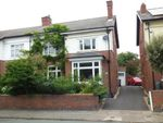 Thumbnail for sale in Princes Avenue, Walsall, West Midlands