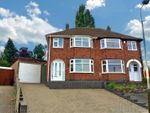 Thumbnail for sale in Ditchling Avenue, Western Park, Leicester