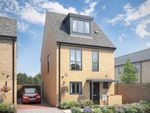 Thumbnail to rent in The Lawrie At Atelier, Keaton Way, Off Commonside Road, Harlow, Essex
