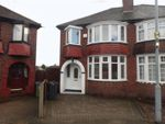 Thumbnail to rent in Mostyn Crescent, West Bromwich