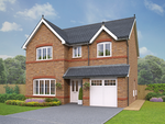 Thumbnail to rent in The Glyn, Plot 5, Holmes Chapel Road, Congleton, Cheshire
