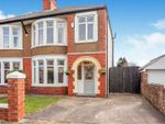 Thumbnail for sale in St. Albans Avenue, Heath, Cardiff