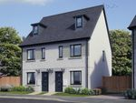 "Thumbnail to rent in ""The Bickleigh"" at Broxton Drive, Plymstock, Plymouth"