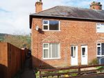 Thumbnail to rent in Elm Avenue, Matlock, Derbyshrie