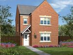 "Thumbnail to rent in ""The Hatfield"" at Rothbury Drive, Ashington"