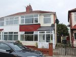Thumbnail for sale in Gretna Crescent, Thornton-Cleveleys, Lancashire