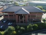 Thumbnail to rent in First Floor, Building 2, Brymbo Road, Lymedale Business Park