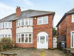 Thumbnail for sale in Ainsdale Road, Western Park, Leicester