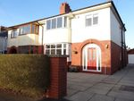 Thumbnail for sale in Carleton Avenue, Fulwood, Preston