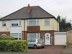 Thumbnail for sale in Watling Street, Mile Oak, Tamworth, Staffordshire