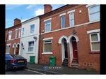 Thumbnail to rent in Hudson Street, Nottingham