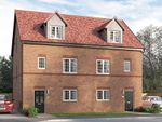 "Thumbnail to rent in ""The Ulbridge Semi"" at Steeplechase Way, Market Harborough"