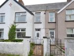 Thumbnail for sale in Picton Road, Hakin, Milford Haven