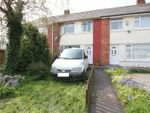 Thumbnail 3 bedroom terraced house for sale in Ceiriog Close, Barry