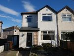 Thumbnail for sale in Strathmore Avenue, Walney, Cumbria