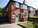 Thumbnail to rent in Whitebrook Road, Fallowfield, Manchester