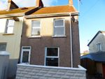 Thumbnail to rent in Vicary Street, Milford Haven
