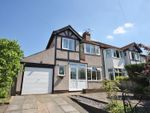 Thumbnail for sale in Hillfield Drive, Heswall, Wirral