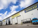 Thumbnail for sale in Unit 22H Store First, Crown Business Park, Cowm Top Lane, Rochdale