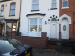 Thumbnail to rent in Western Road, Erdington, Birmingham