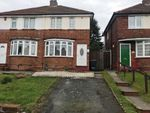 Thumbnail for sale in Elm Terrace, Tividale, Oldbury, West Midlands