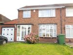 Thumbnail to rent in Marshall Road, Willenhall