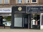 Thumbnail to rent in Shop, 1540, London Road, Leigh-On-Sea