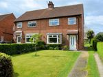 Thumbnail for sale in Highfield Crescent, Barlby