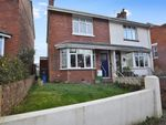 Thumbnail to rent in St. Johns Road, Exmouth, Devon