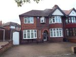 Thumbnail for sale in Lloyd Road, Handsworth Wood, Birmingham, West Midlands