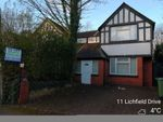 Thumbnail to rent in Lichfield Drive, Prestwich, Manchester