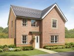 "Thumbnail to rent in ""Radleigh"" at Crewe Road, Shavington, Crewe"
