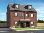 "Thumbnail to rent in ""The Bedgebury"" at Brook Park East Road, Shirebrook, Mansfield"