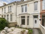 Thumbnail for sale in Belgrave Road, Mutley, Plymouth