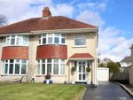 Thumbnail to rent in Wimmerfield Crescent, Killay, Swansea