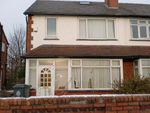 Thumbnail to rent in St. Annes Dr, Burley, Leeds 2Rz, Burley, UK