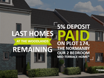 "Thumbnail to rent in ""The Normanby At The Woodlands, Newton Aycliffe"" at Ashtree Close, Newton Aycliffe"