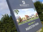 Thumbnail for sale in Marston Park, Bedford Road, Marston Moretaine, Bedford