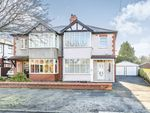 Thumbnail for sale in Queens Drive, Fulwood, Preston