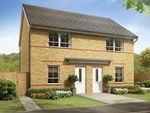 "Thumbnail to rent in ""Kenley"" at Hebron Avenue, Pegswood, Morpeth"