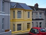 Thumbnail for sale in Mostyn Avenue, Plymouth
