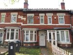 Thumbnail for sale in Windermere Road, Handsworth, Birmingham
