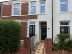Thumbnail to rent in Pen Y Peel Road, Canton, Cardiff