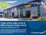 Thumbnail to rent in Milton Keynes Trade Centre, Unit 8, Goulds Close, Denbigh West, Milton Keynes, Buckinghamshire