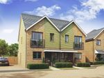 Thumbnail to rent in The Sycamore At Springhead Park, Wingfield Bank, Northfleet, Gravesend