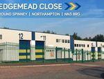 Thumbnail to rent in Unit 9, Edgemead Close, Round Spinney, Northampton