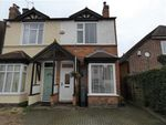 Thumbnail for sale in Olton Road, Shirley, Solihull
