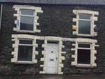 Thumbnail to rent in East Road, Tylorstown, Ferndale