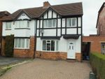 Thumbnail to rent in Hazeloak Road, Shirley, Solihull